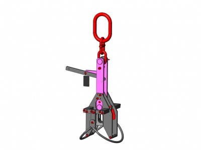 Special lifting devices, Load handling devices