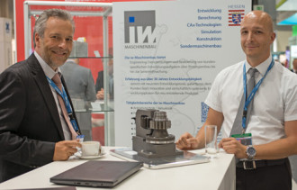 ILA 2016 a very special experience for iw-Maschinenbau