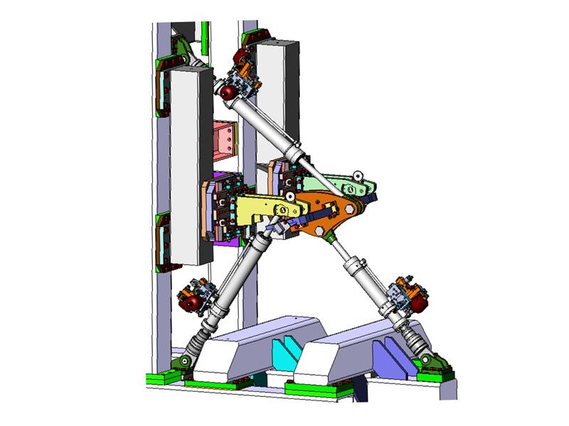 Multi-body (MBS)